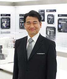 アークレイ株式会社 代表取締役 執行役員社長 松田 猛