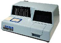 World's first automated urine testing system Aution Analyzer UA-6 (1972)