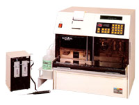 The world first Hemoglogin A1c analyzer (AUTO A1c)